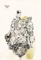 bust_of_venetian_admiral_morosini_in_corfu_city_hall_ink_and_watercolour_on_paper_29_5x20_5cm_2018.jpg