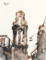 agios_ioannnis_old_town_corfu_ink_and_watercolour_on_paper_29_5x22_5cm_2019.jpg