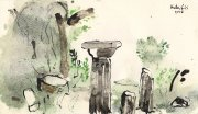 antique_doric_columns_in_mon_repos_gardens_corfu_ink_and_watercolour_on_paper_17x29_5cm_2018.jpg