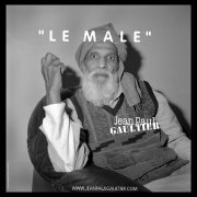 "JM Simoes - JP GAULTIER ""LE MALE"" Campaign : Pubs #3, 2015, ultrachrome print on barite paper, edition 9, 50x50 cm & 100x100 cm"